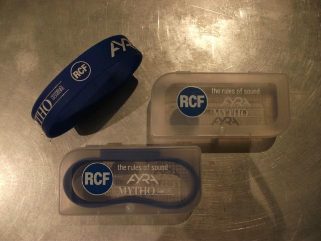 RCF オリジナル リストバンド型USBフラッシュメモリ