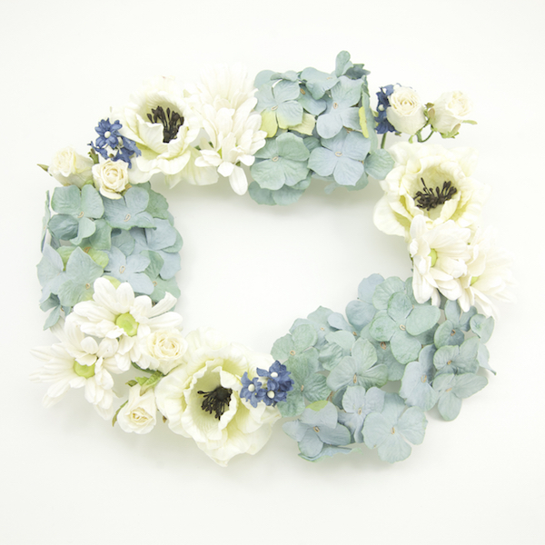 MIX WREATH -BL-