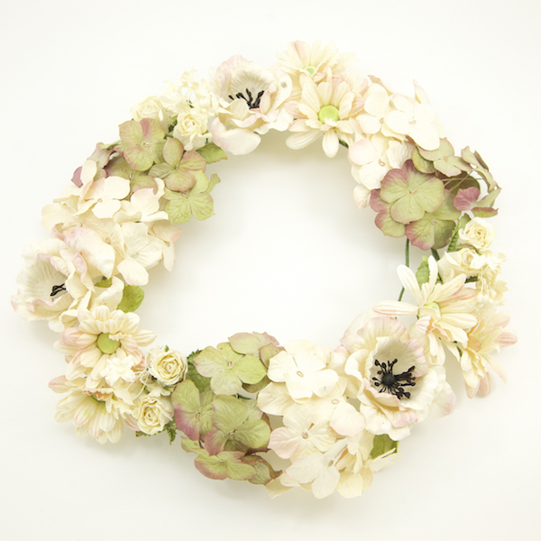 MIX WREATH -VANILLA-