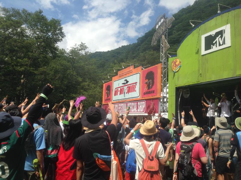 FUJI ROCK FESTIVAL'18 サイン会@岩盤ブース決定!
