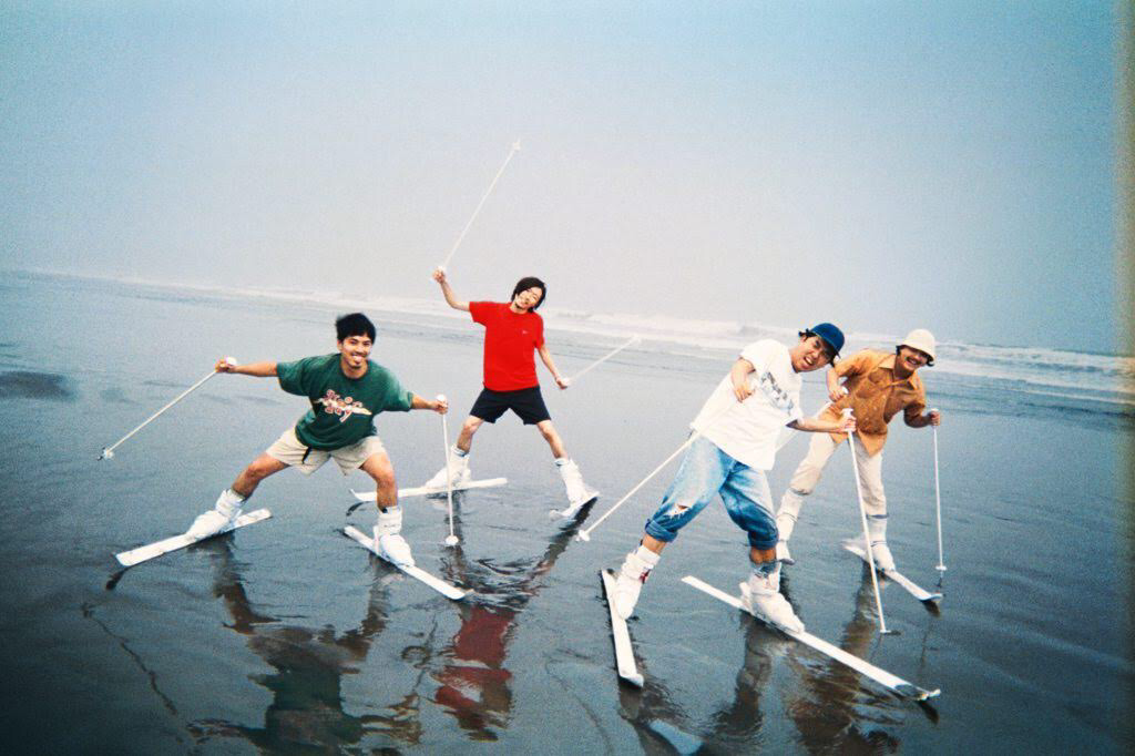 never young beach チケット販売決定!