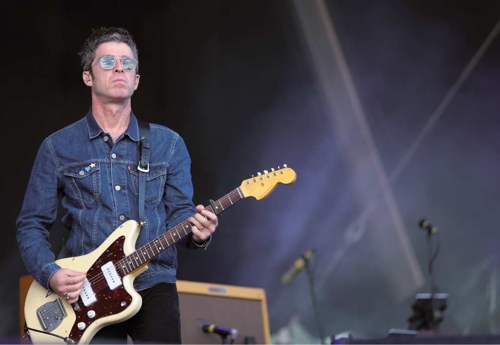 NOEL GALLAGHER'S HIGH FLYING BIRDS チケット取り扱い決定!