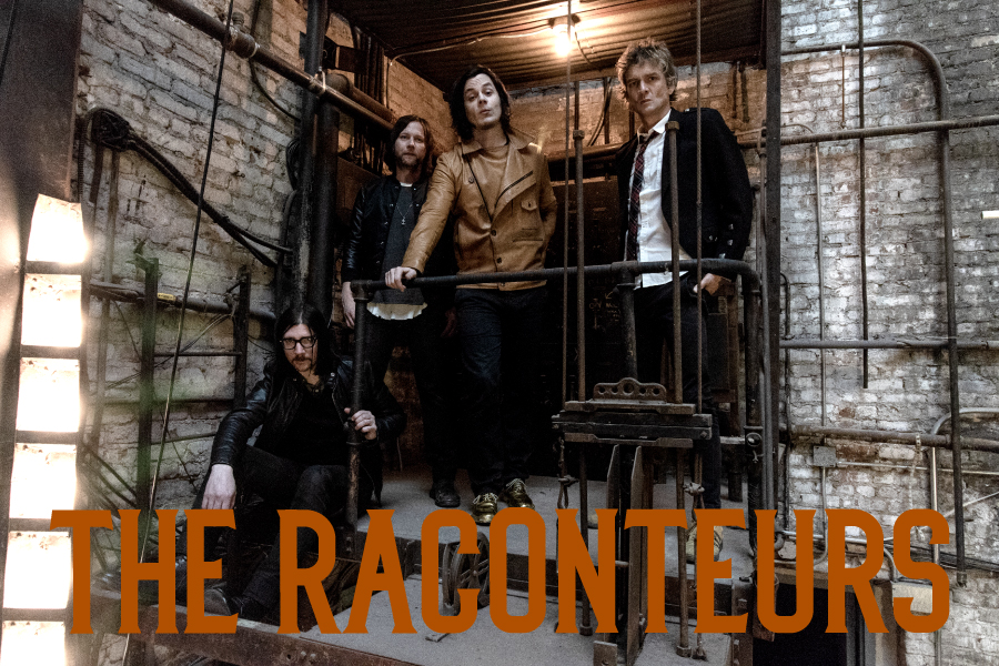 The Raconteurs 13年ぶりの緊急初単独来日公演 チケット販売決定!