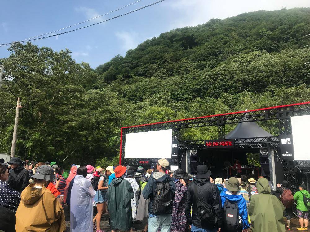 FUJI ROCK FESTIVAL'19 サイン会@岩盤ブース 決定!