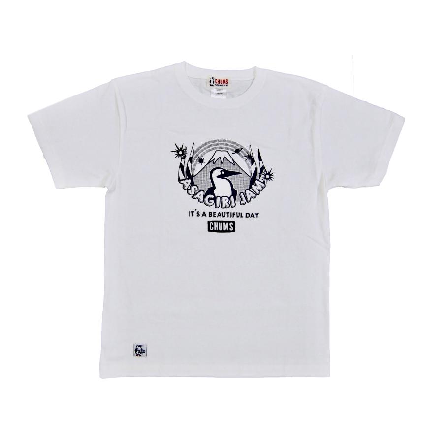 「朝霧Jam 2019×GAN-BAN×CHUMS Tシャツ」発売!
