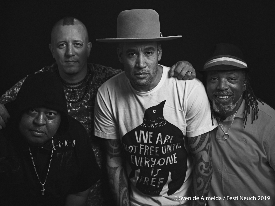 Ben Harper & The Innocent Criminals チケット販売決定!