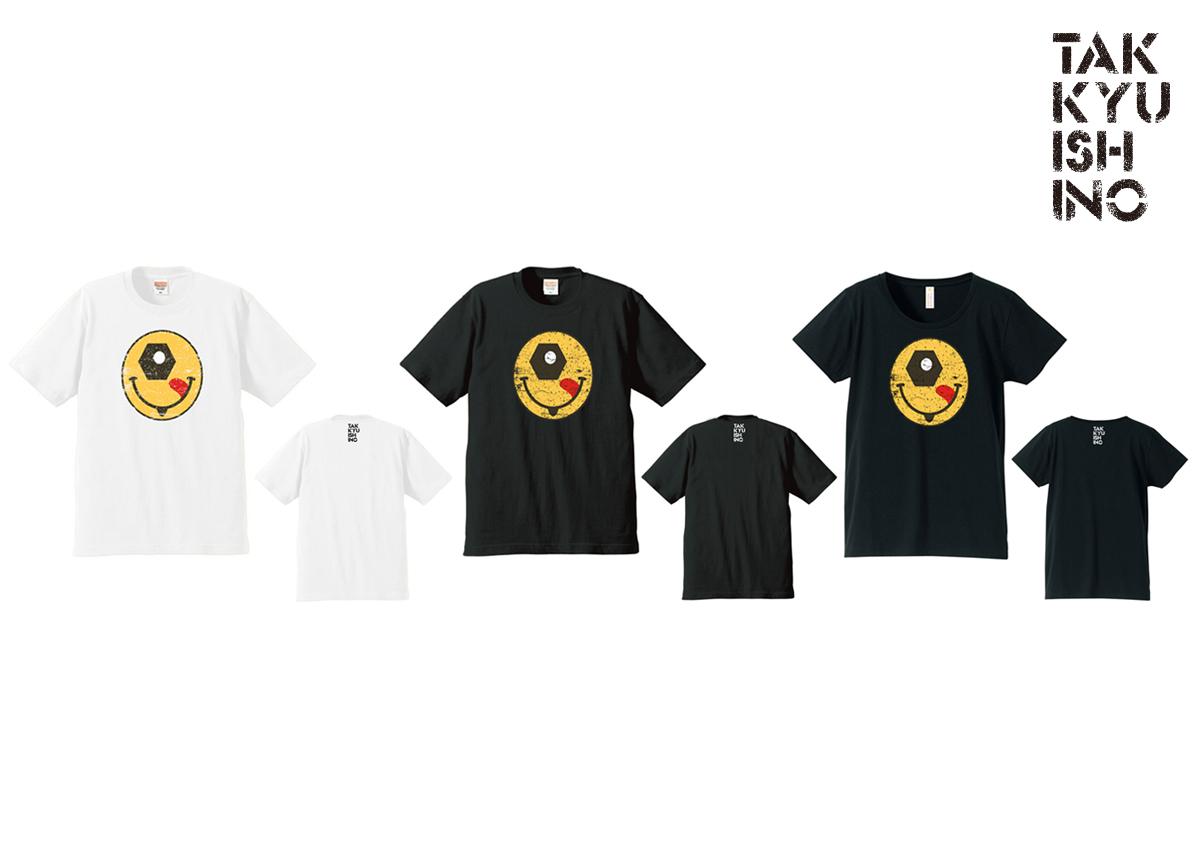 石野卓球オフィシャル Hexagon Eye Tee 初の実店舗販売決定!