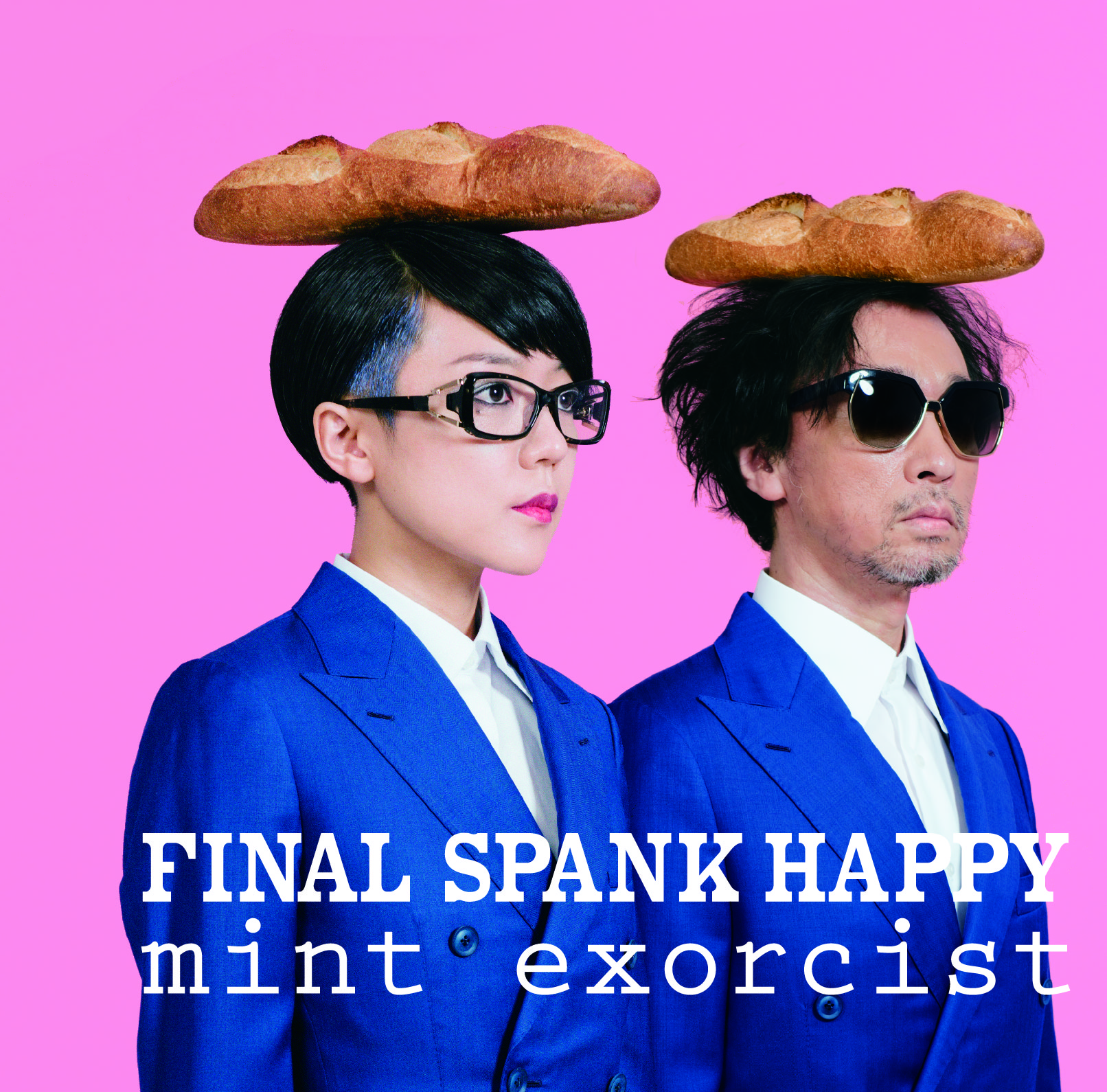 《FINAL SPANK HAPPY / mint exorcist》